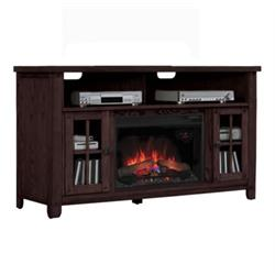 "26"" Dakota Media Console w/ Fireplace 26MM9740-0128 Image"